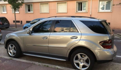 Mercedes Classe M ML CDI Pack Sport 2006