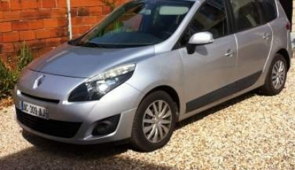 Renault Grand scenic III 1.5 dCi Authentique 2009