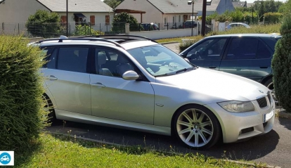 Bmw Serie 3 335D E91 Touring Pack M 2007