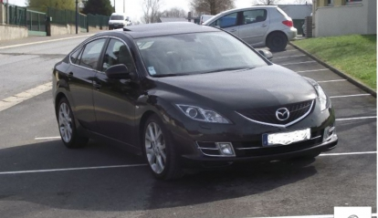Mazda 6 2.2 mzr cd performance 185 cv