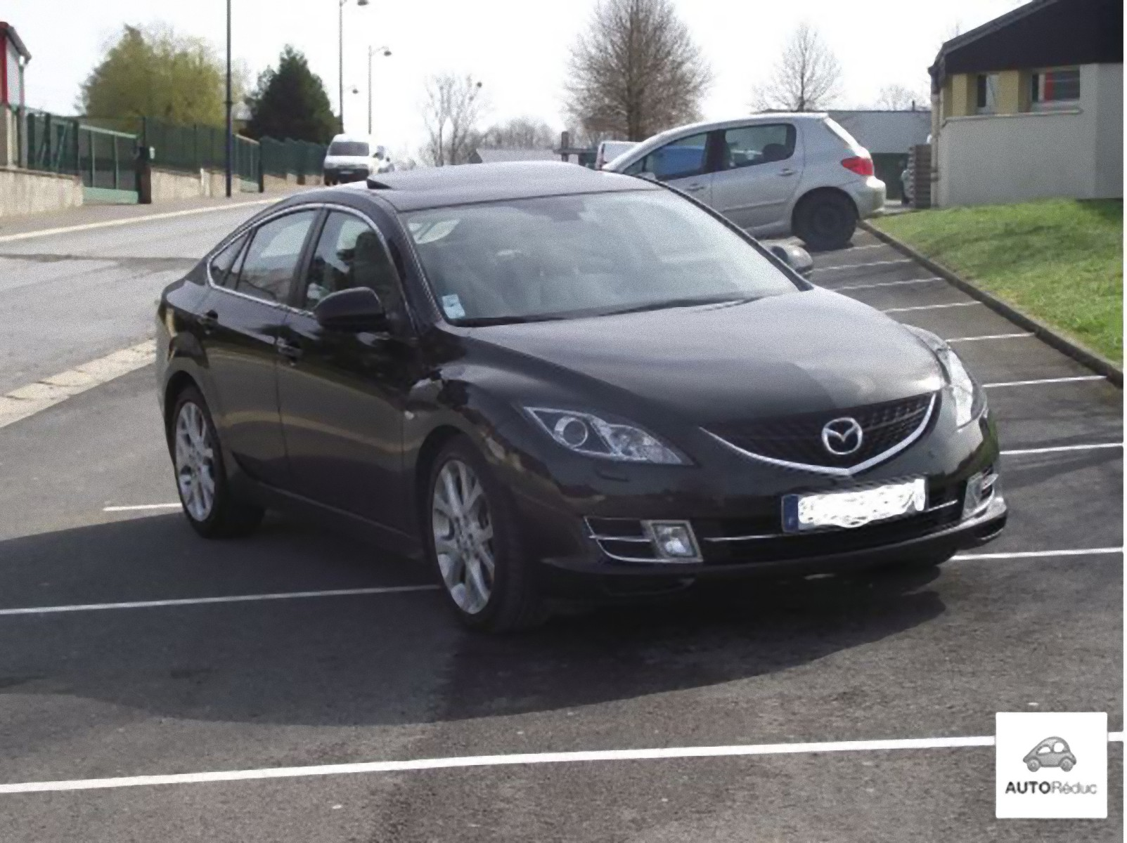 achat mazda 6 2 2 mzr cd performance 185 cv d 39 occasion pas cher 15 000. Black Bedroom Furniture Sets. Home Design Ideas