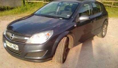 Opel Astra 1.7 L CDTI 2008