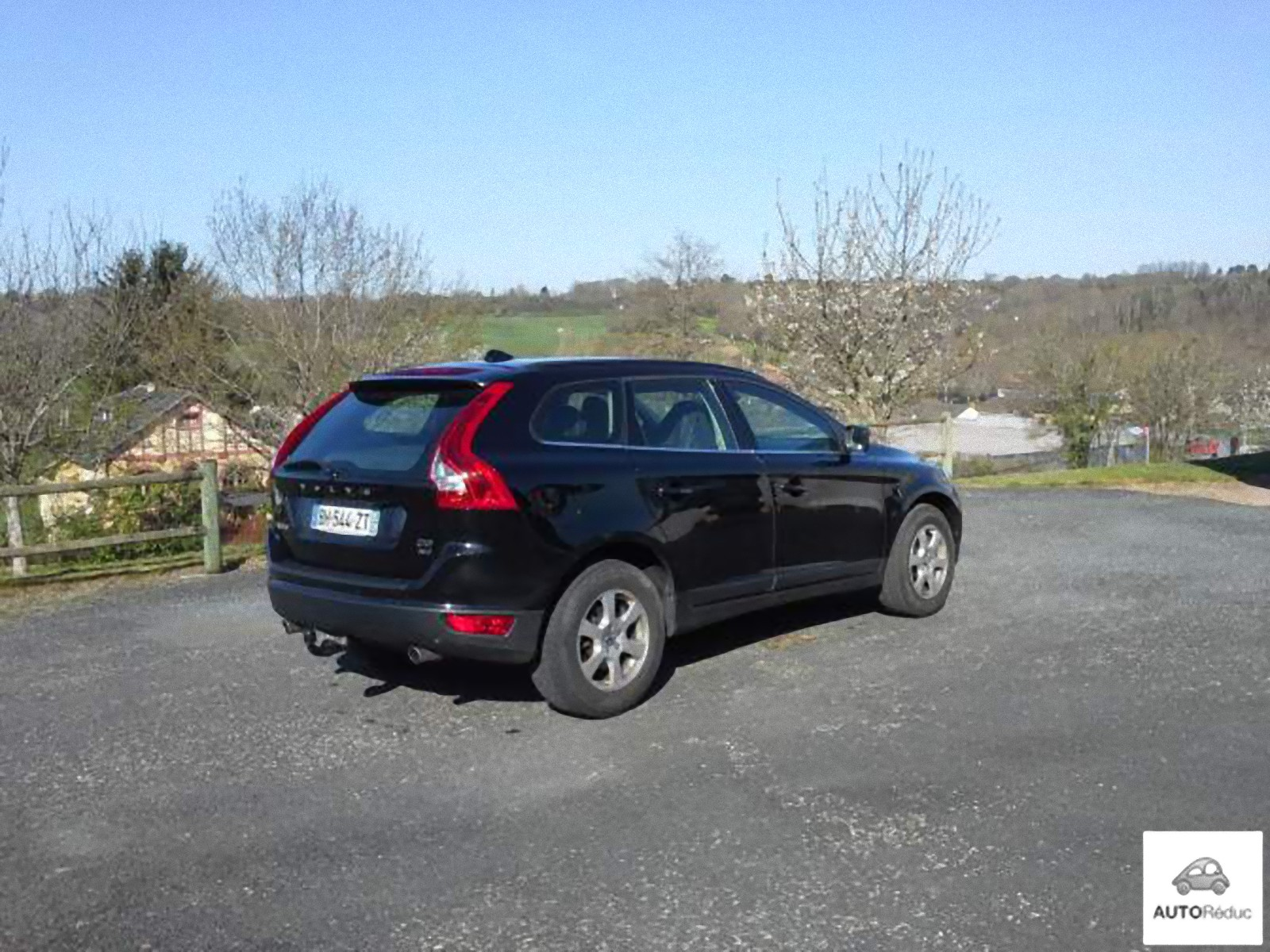achat volvo xc 60 d 39 occasion pas cher 16 500. Black Bedroom Furniture Sets. Home Design Ideas