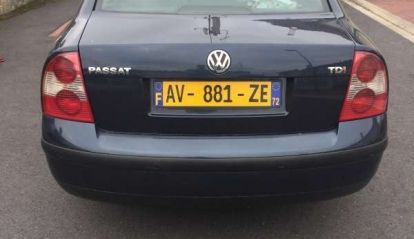 Volkswagen Passat V 2004