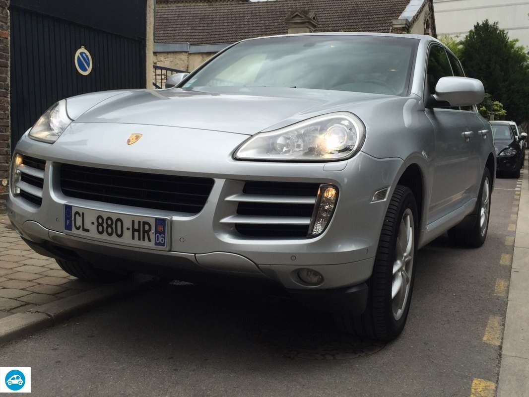achat porsche cayenne 2009 d 39 occasion pas cher 22 000. Black Bedroom Furniture Sets. Home Design Ideas