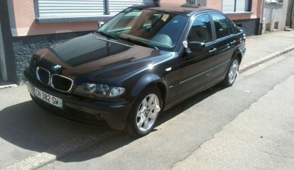 Bmw Serie 3 320 D Pack Business 2005