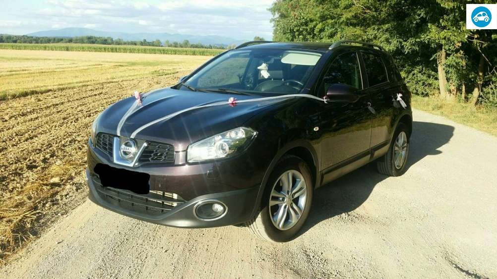 achat nissan qashqai 2 0 dci 2010 d 39 occasion pas cher 11 500. Black Bedroom Furniture Sets. Home Design Ideas