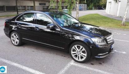 Mercedes C220 CDI 7G Tronic Avantgarde Executive 2013