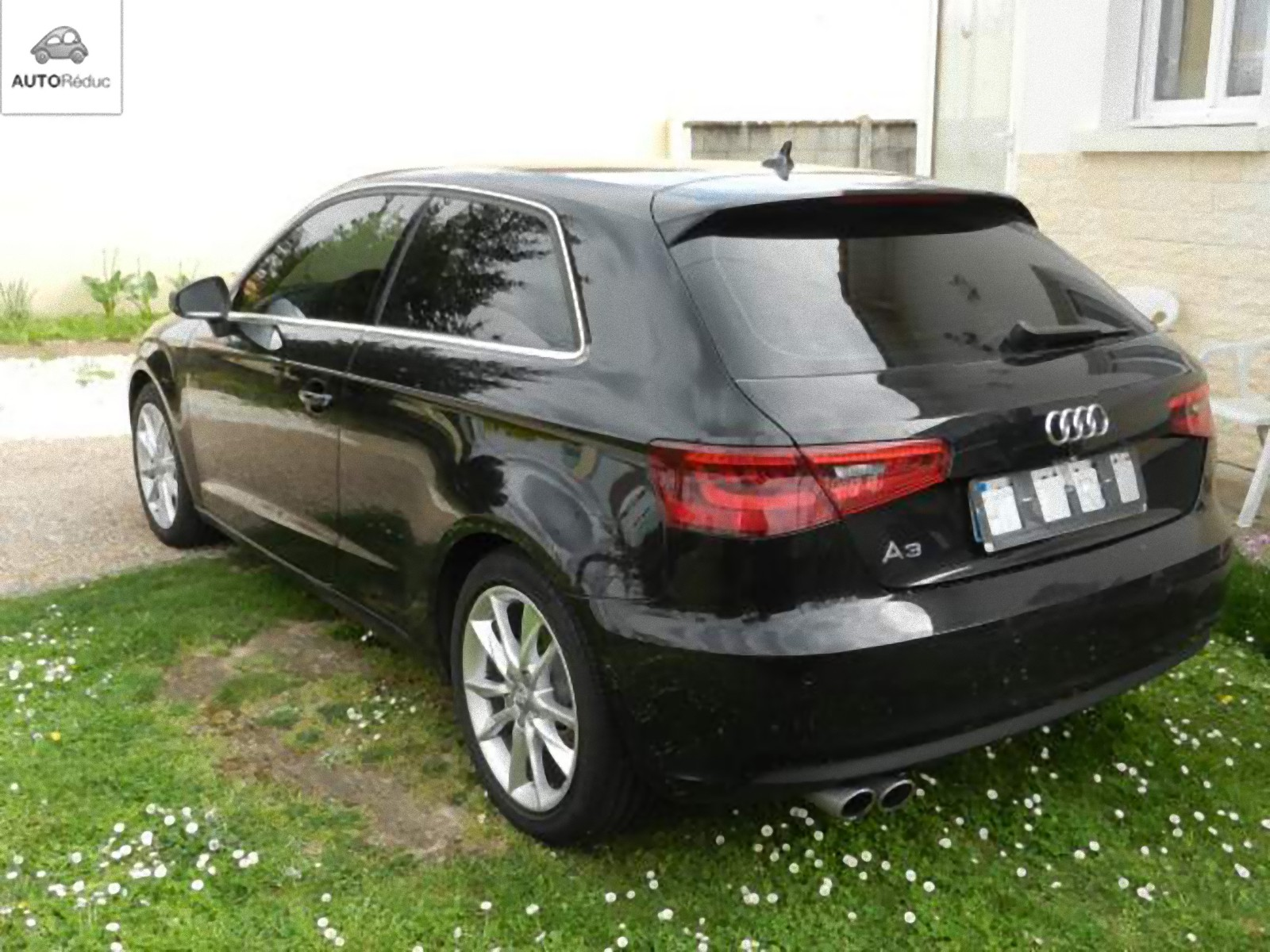 achat audi a3 2 0 tdi 150 ambition luxe d 39 occasion pas cher 25 500. Black Bedroom Furniture Sets. Home Design Ideas