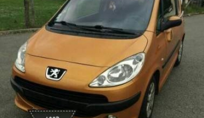 Peugeot 1007 1.4 HDI Dolce Pack 2006