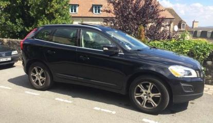 Volvo XC60 2.4 D3 AWD Xenium 2012