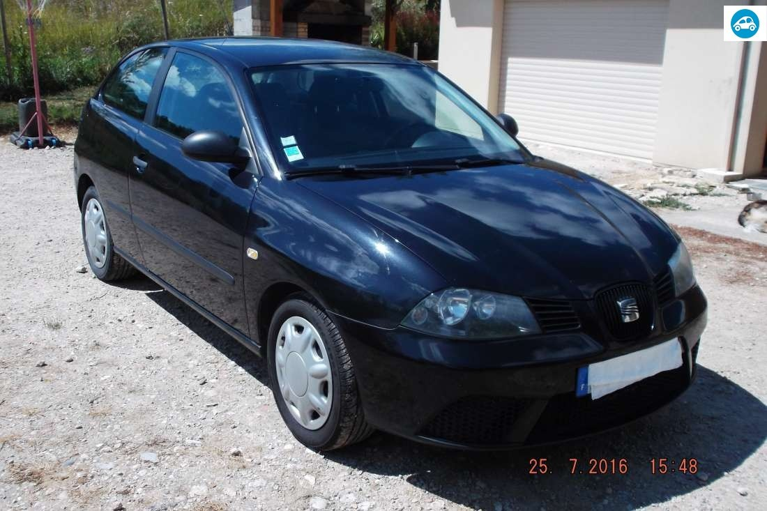 achat seat ibiza 1 4 tdi 2006 d 39 occasion pas cher 3 200. Black Bedroom Furniture Sets. Home Design Ideas