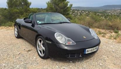 Porsche Boxster S 3.2 L 2000