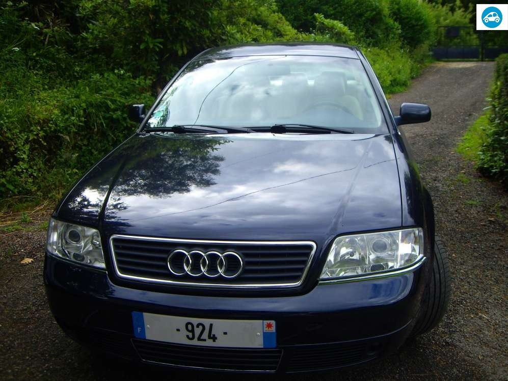 achat audi a6 2 5 tdi pack cuir 1999 d 39 occasion pas cher 4 990. Black Bedroom Furniture Sets. Home Design Ideas