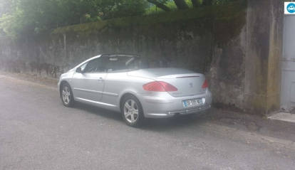 Peugeot 307 CC 2.0 L 2003