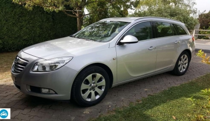 Opel Insignia Break 2009