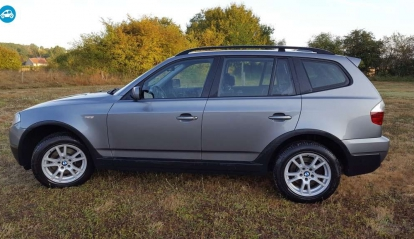 BMW X3 2.0 L Turbo 2009