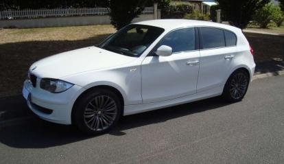 BMW Serie 1 116D 2009