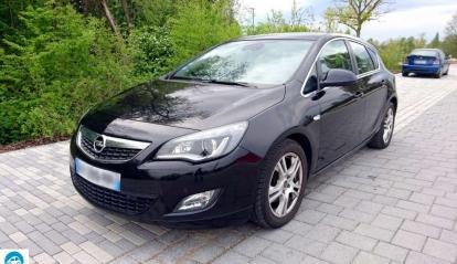 Opel Astra 2.0 CDTI 2010