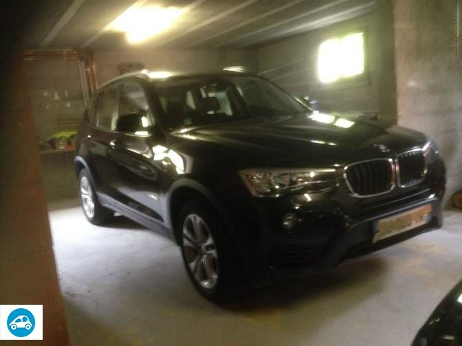achat bmw x3 xdrive20d 2014 d 39 occasion pas cher 39 000. Black Bedroom Furniture Sets. Home Design Ideas