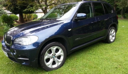 BMW X5 xDrive 3.0D Luxe 2010