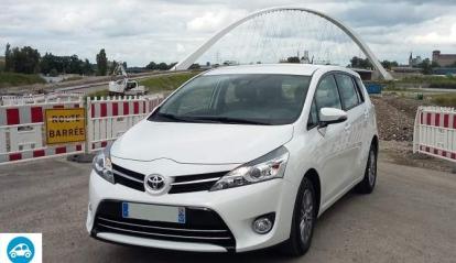 Toyota Verso VVT-I Dynamic 2016