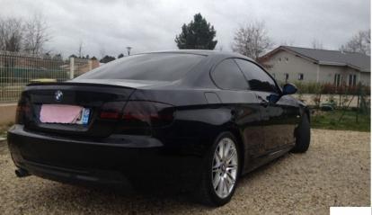 BMW E92 Sport Design Pack M