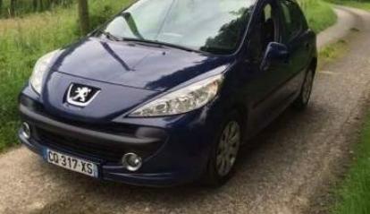 Peugeot 207 1.4 HDI 2009