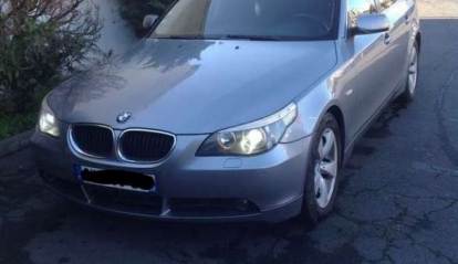 Bmw Serie 5 525 E60 Pack Luxe 2005