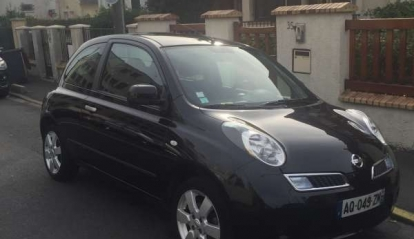 Nissan Micra Connect 2010