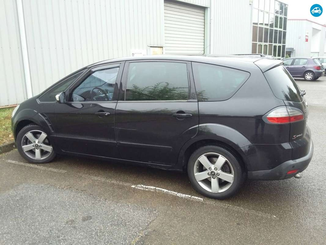 achat ford s max 2006 d 39 occasion pas cher 7 500. Black Bedroom Furniture Sets. Home Design Ideas