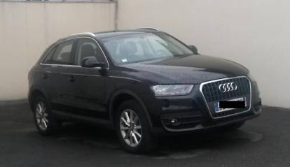 Audi Q3 2.0 TDI Ambiente 2014
