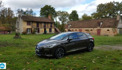 Citroën DS5 Sport Chic THP 2012