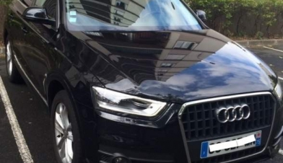 Audi Q3 2.0 TDI Ambition Luxe 2012