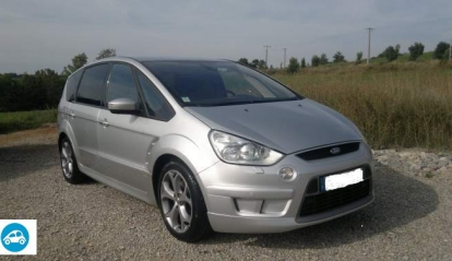 Ford S-Max Sport Edition 2.2 TDCI 2010