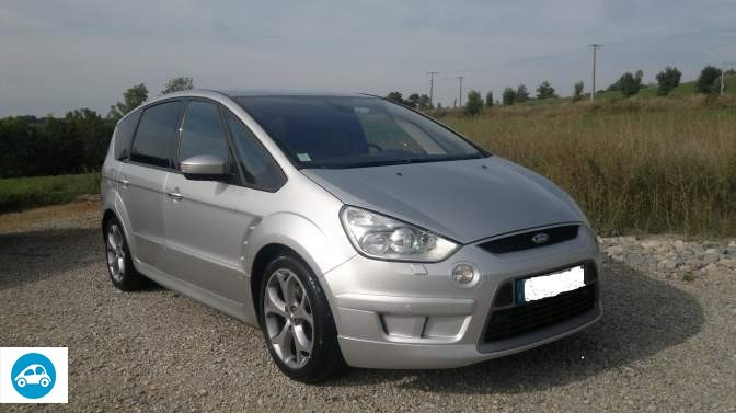 achat ford s max sport edition 2 2 tdci 2010 d 39 occasion. Black Bedroom Furniture Sets. Home Design Ideas