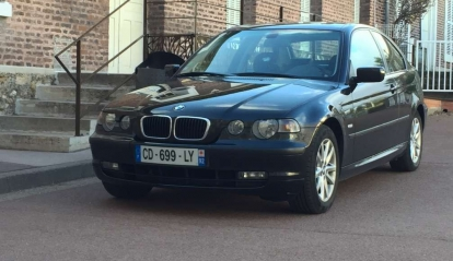 BMW Serie 3 E46 Compact 318 TI 2003