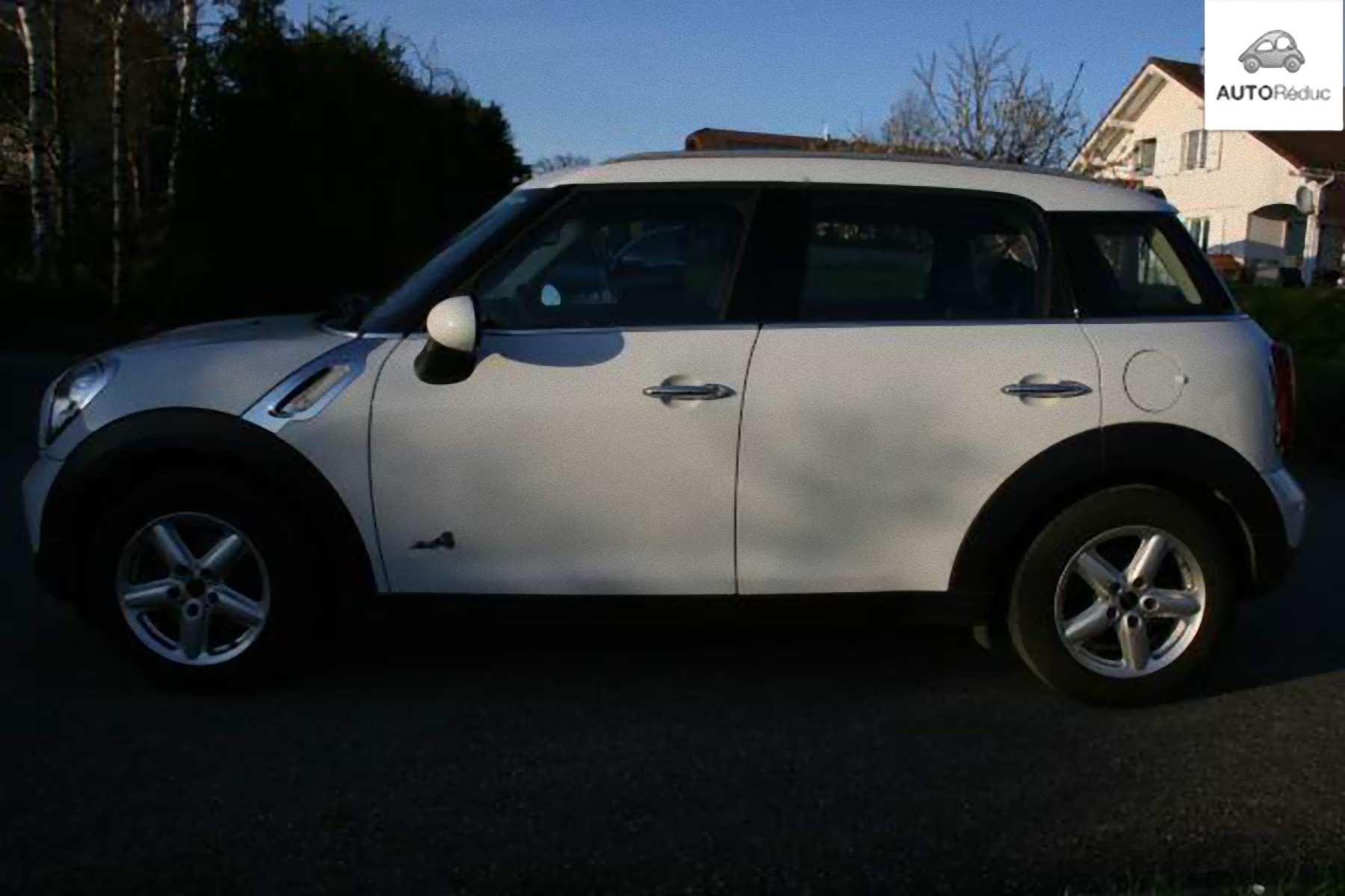 Mini Countryman 1.6D 112 Cooper ALL4