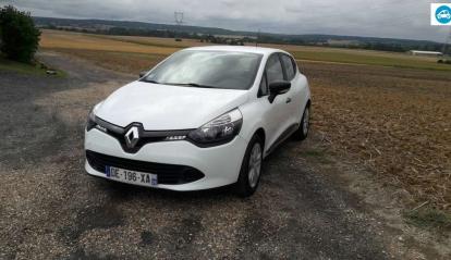 Renault Clio IV AIR dCi 2014