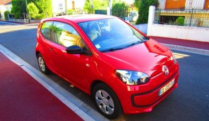 Volkswagen Up 1.0 L Move Up 2012