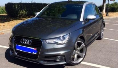 Audi A1 1.4 TFSI Sline 2011