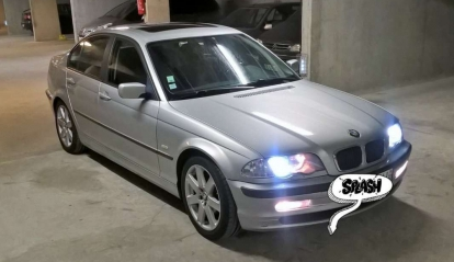 BMW Serie 3 320 D 2001