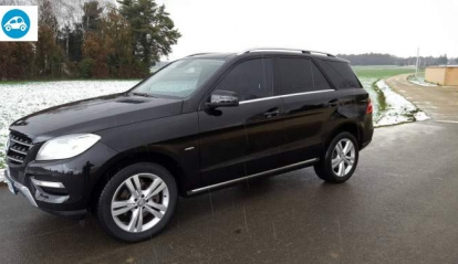 Mercedes ML 350 CDI Pack Sport 2013