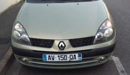 Renault Clio II 1.5 dCi 2002