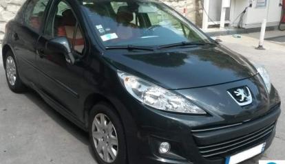 Peugeot 207 GPL 1.6 L VTI Premium 2009