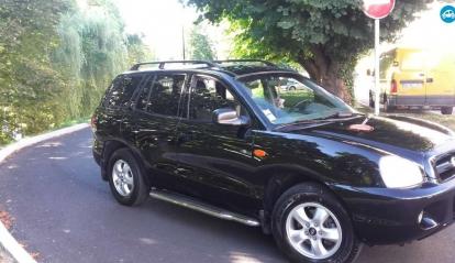 Hyundai Santa Fe Pack Luxe