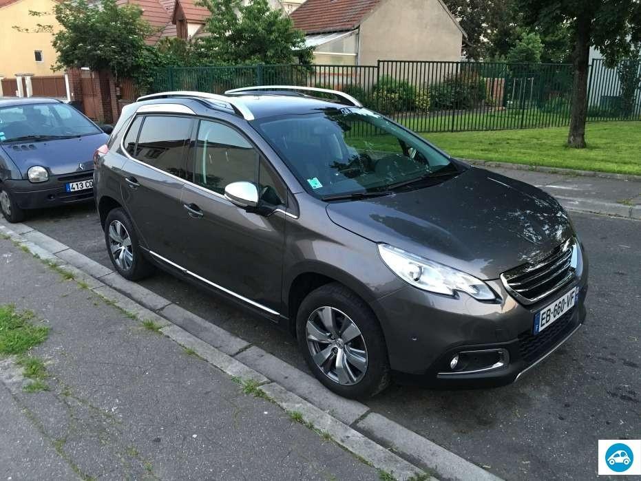 Peugeot 2008 1.6 e-HDI 2014
