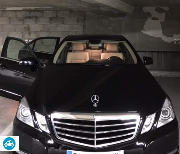 Mercedes E220 CDI BE Avantgarde 7G Tro+ Pack Sport 2013