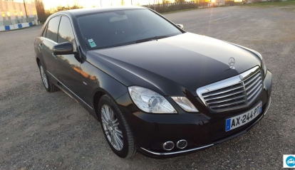 Mercedes Classe E 300 Elegance Blueefficiency 2010