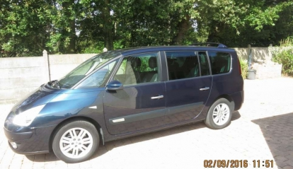 Renault Grand Espace 4 2.0L Initiale2009